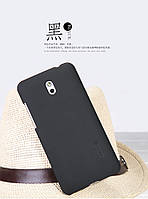 Чехол Nillkin для HTC Desire 609d чёрный (+пленка)