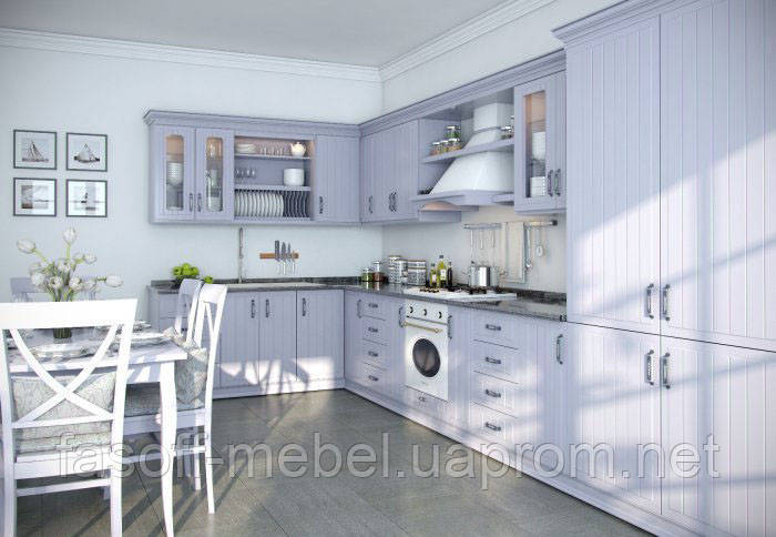 Кухни под заказ Di Portes Тулон