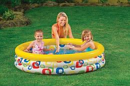 Надувной детский бассейн Intex 147х33 см