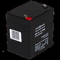Акумулятор кислотний AGM LogicPower LP 12 - 3,3 AH SILVER, фото 1
