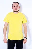 Футболка  мужская желтая размер S, фото 1