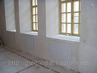 Отопление в Свято-Вознесенском Флоровском монастыре в Киеве, «Зеленое Тепло» GH-700