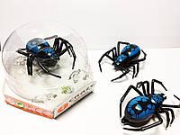 """Насекомое Жук на батарейках , мини-робот, интерактивная игрушка """"Crazy insect"""