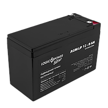 Аккумулятор AGM LP 12V - 8 Ah Silver