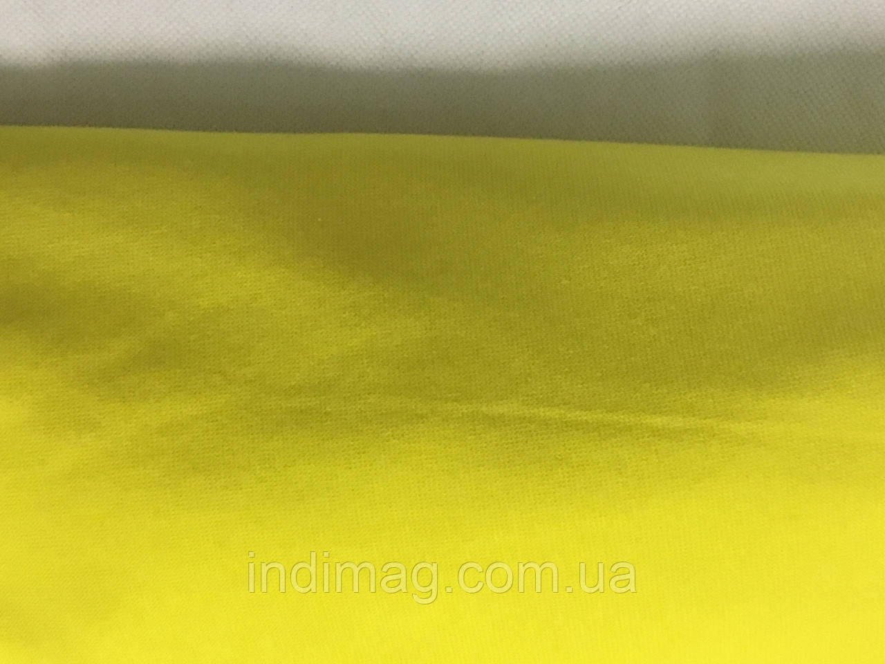 Рибана ликра Пенье желтая