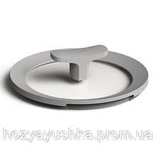 Крышка стеклянная для сковороды кастрюли Berghoff LEO 24 см 3950187