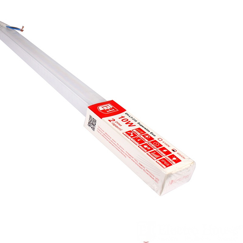 ElectroHouse LED светильник ПВЗ SuperSlim Eco 10W 622мм