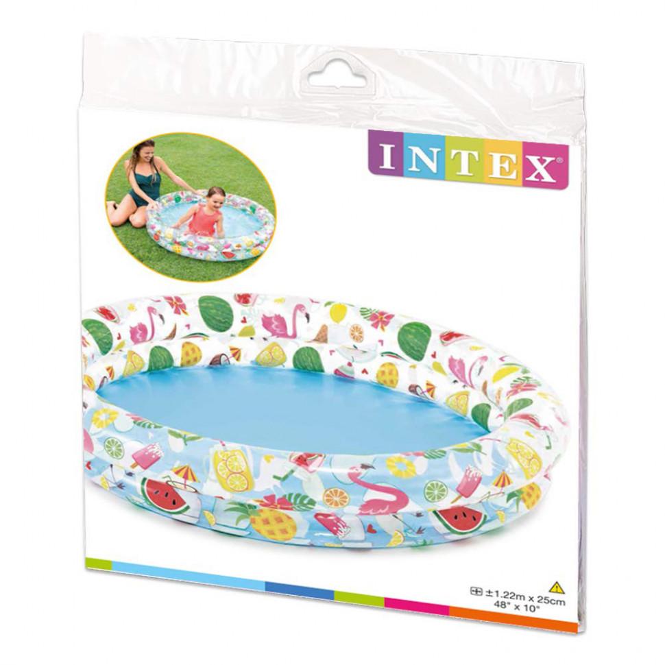 Детский надувной бассейн 59421