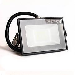 LED прожектор ElectroHouse 10W IP65