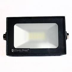 LED прожектор ElectroHouse 20W IP65