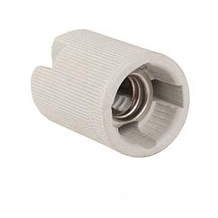 ElectroHouse Патрон керамический E14 без планки
