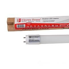 ElectroHouse LED лампа линейная T8 18W 1200 мм