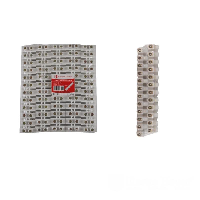 ElectroHouse Клеммная колодка 80A 35mm² Полипропилен