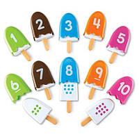 """Набор """"Игры для сладкоежек: Полезное мороженое"""" Learning resources"""