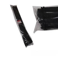 ElectroHouse Стяжка кабельная чёрная 9x1000