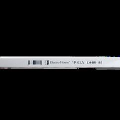 ElectroHouse Шина соединительная (гребенка) 1P 63A