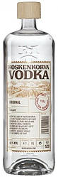Горілка Koskenkorva (Коськенкорва) 40%, 1 літр