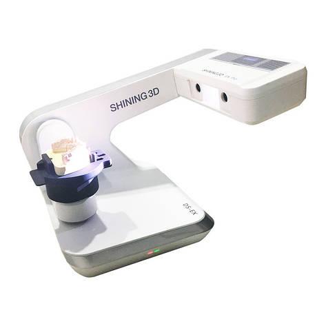 Дентальний 3D сканер Shining 3D AutoScan DS-EX, фото 2