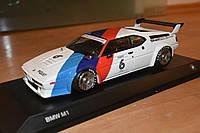 Оригинальная модель автомобиля BMW M1 Procar Heritage Racing, White Motorsport (80432454788)