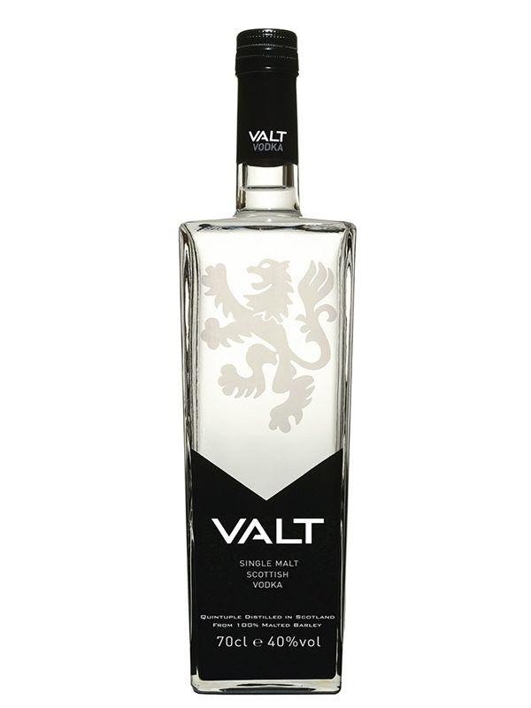 Водка Valt Single Malt (Вольт Сингл Молт) 40%, 0,7 литра