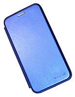 Чехол-книжка Samsung A405 Galaxy A40 2019 синяя G-Case Ranger Elite