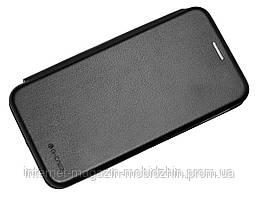 Чехол-книжка Samsung A405 Galaxy A40 2019 черная G-Case Ranger Elite