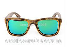 Деревянные очки. Хит сезона