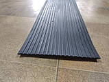 Протиковзка стрічка гумова (3000х195 мм), фото 2