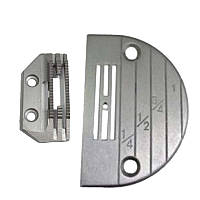 Набір иголная пластина E16 і двигун тканини 147143-001 CH