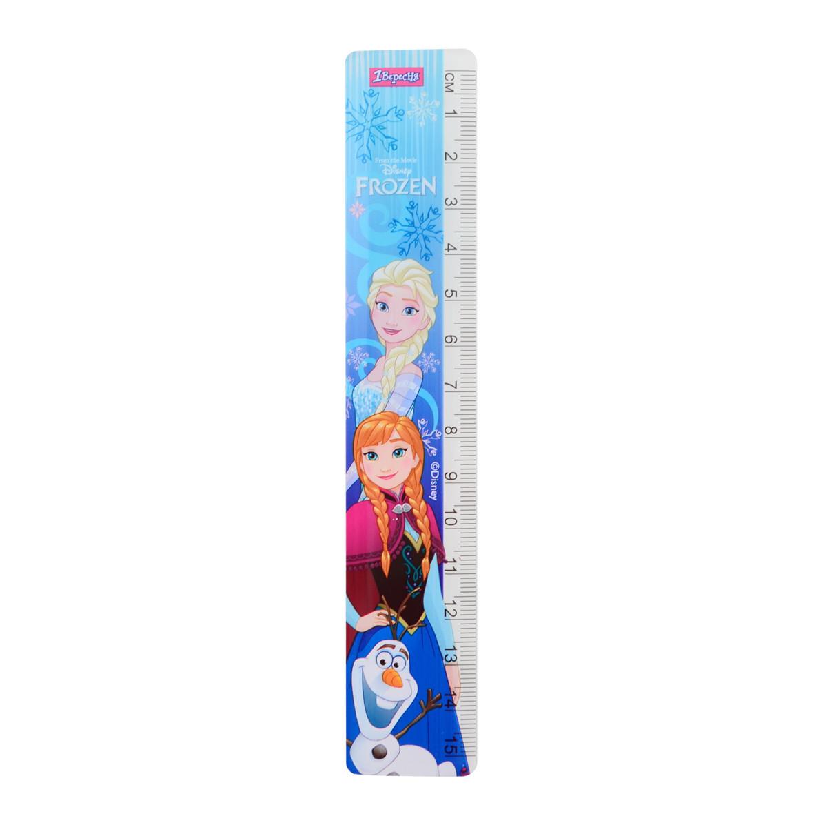 "Линейка 15 см ""Frozen"""