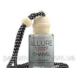 Автопарфюм Chanel Allure Homme Sport 12 мл (реплика)