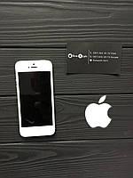 Iphone 5 32gb, silver, newerlock Б/у