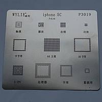 BGA-трафарет P3019 для Apple iPhone 5C