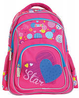 Рюкзак школьный Сolourful spots (20 л), Smart (556807), фото 1