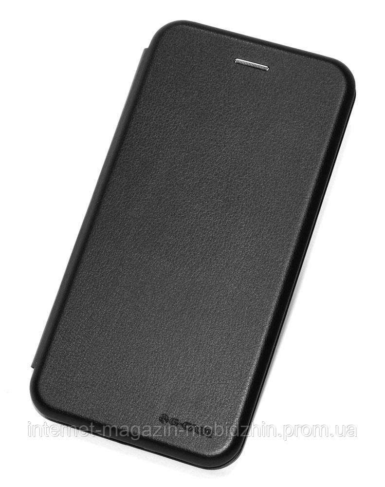 Чехол-книжка Samsung A105 M105 Galaxy A10 M10 2019 черная G-Case Ranger Elite