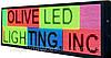 Светодиодная панель LED дисплей б/у Full RGB видео вывеска реклама