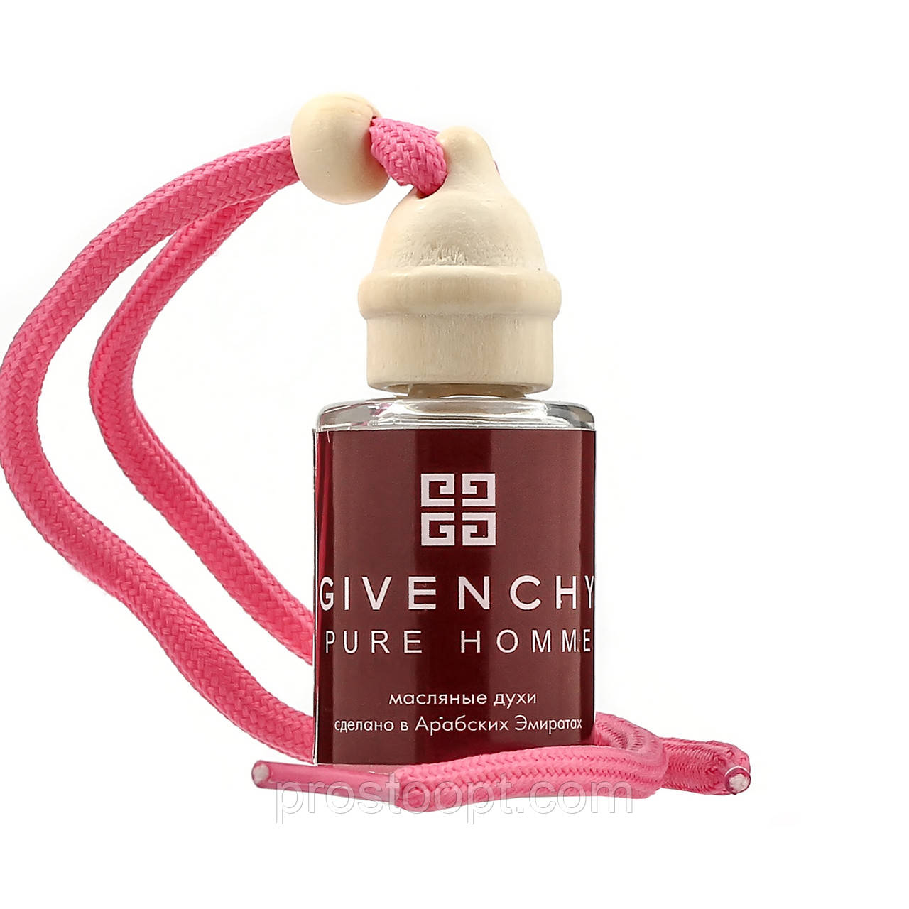 Автопарфюм Givenchy Pour Homme 12 мл