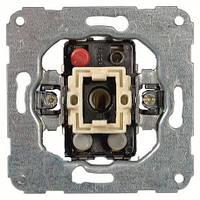 Механизм выключателя крестовидного с самозажимными клеммами Hager Regina