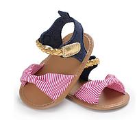 9deb8faa3f7321 Сандалі для дівчаток - немовлят / детская обувь повседневные сандалии  мягкая подошва для новорожденных