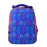 Рюкзак каркасний H-12-1 Kotomaniya blue, фото 4