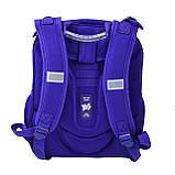 Рюкзак каркасний H-12-1 Kotomaniya blue, фото 5