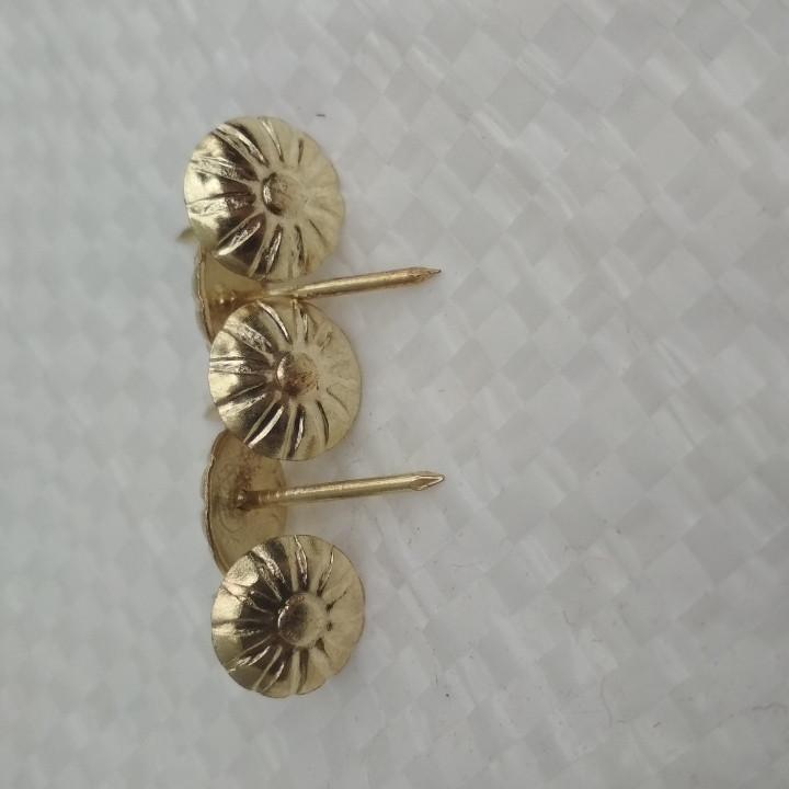 Декоративный обивочный гвоздь(1000 шт) китай
