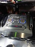 Стерео колонки Wimpex 12 дюймів, 2х200W, Bluetooth, мікрофон, пульт Пара, фото 4