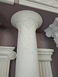 Колона з гіпсу, гіпсова колона ка-47 (1/2), фото 3