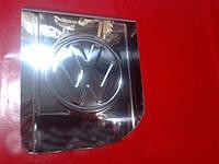 Хром накладка на лючок бака для Volkswagen Transporter T4, Фольксваген Транспортер Т4