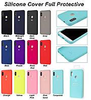 Silicon cover case Samsung J8 2018
