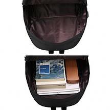 Мужской рюкзак Augur USB Blue, синий, фото 2