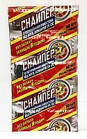 Снайпер, пластины с тройным эффектом без запаха ( мух, комаров и ос)
