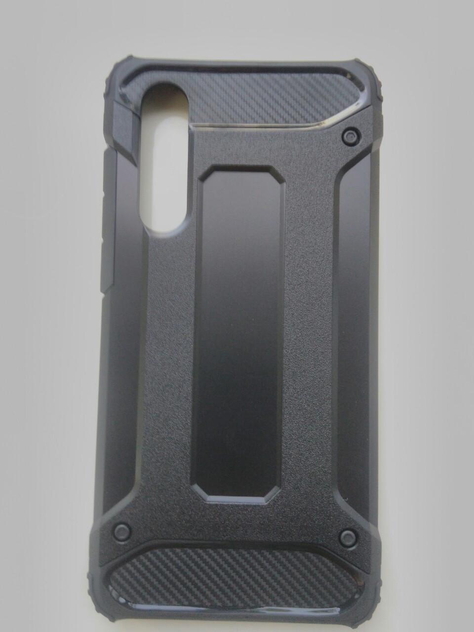 Чехол трансформер  противоударный Huawei P30 ( черный)