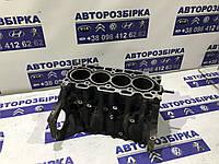 Блок двигателя голый Citroen Berlingo 2003-2008 Ситроен Берлинго Сітроен Берлінго
